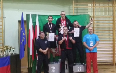 Zawody European Championship FMA Stick Fighting